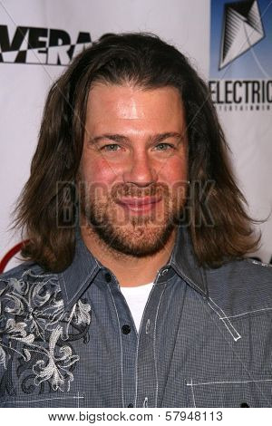Christian Kane  at the TNT Wrap Party for 'The Librarian' and 'Leverage'. Cabana Club, Hollywood, CA. 11-19-08