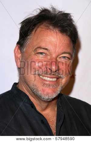 Jonathan Frakes  at the TNT Wrap Party for 'The Librarian' and 'Leverage'. Cabana Club, Hollywood, CA. 11-19-08