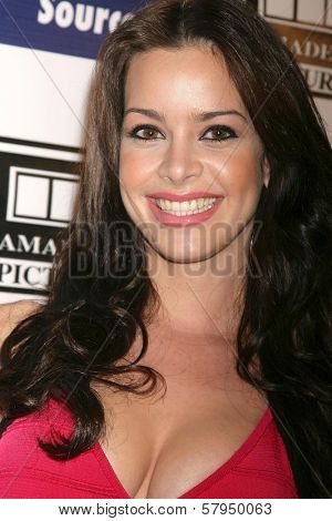 Maribel Montalvo  at the Los Angeles Premiere of 'Mexican Gangster'. Million Dollar Theater, Los Angeles, CA. 11-21-08