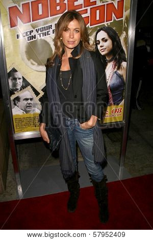 Sonya Walger   at the Los Angeles Premiere of 'Nobel Son'. The Egyptian Theater, Hollywood, CA. 12-02-08