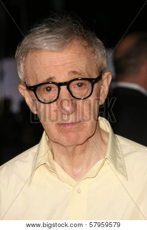 Woody Allen  at the Los Angeles Premiere of