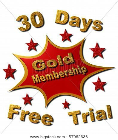 30 Days Gold Membership Free Trial