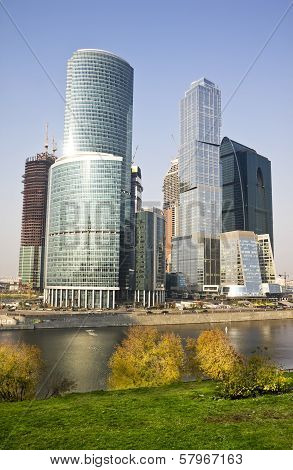 Moscow-city, Russia