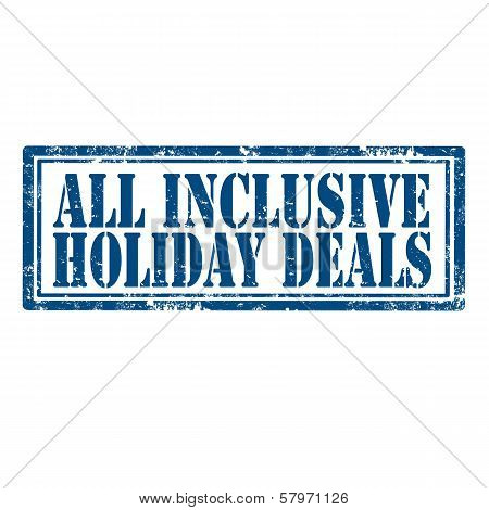 All Inclusiv-holiday Deals