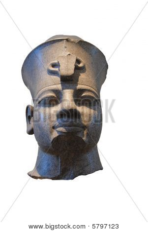 Ancient Egyptian Bust