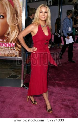 Elle Travis  at the Los Angeles Premiere of 'The House Bunny'. Mann Village Theater, Westwood, CA. 08-20-08