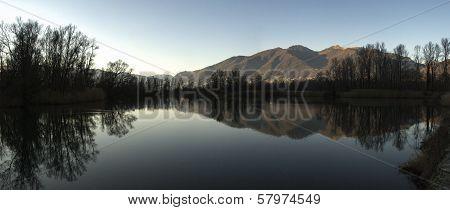 Bolle Di Magadino, Maggiore Lake - Switzerland