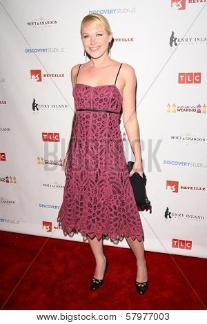 Adrienne Frantz  at a Private Premiere Party for TLC's 'Who Are You Wearing'. Stork, Hollywood, CA. 08-22-08