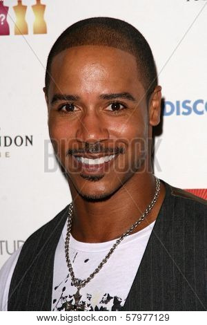 Brian J. White  at a Private Premiere Party for TLC's 'Who Are You Wearing'. Stork, Hollywood, CA. 08-22-08