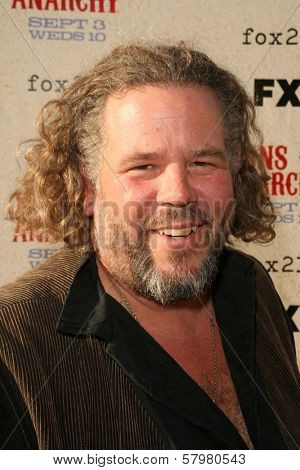 Mark Boone Junior  at the Premiere Screening of 'Sons of Anarchy'. Paramount Theater, Hollywood, CA. 08-24-08