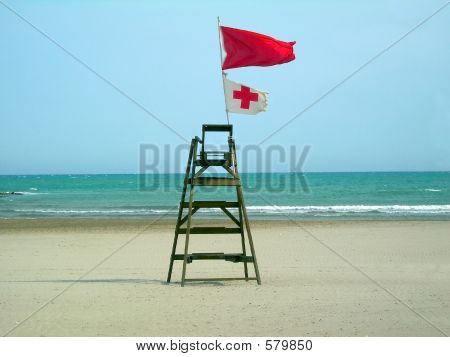 Red Flag Sea