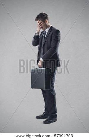 Business And Frustration