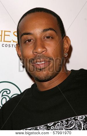 Ludacris  at National Lampoon's 'The Great American Fantasy'. Playboy Mansion, Holmby Hills, CA. 09-06-08