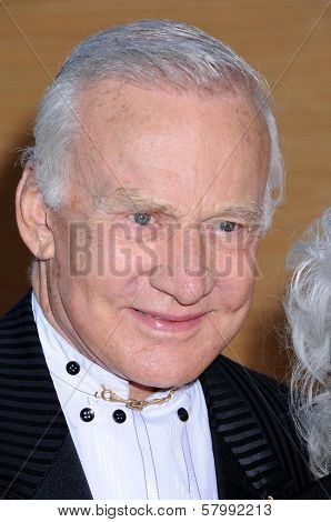 Buzz Aldrin  at the Opening Night of the LA Opera 2008-09 Season. Dorothy Chandler Pavilion, Los Angeles CA. 09-06-08