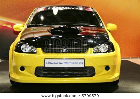 Lada Kalina Tms Turbo 4X4