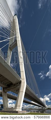 Cable-stayed Bridge Footing