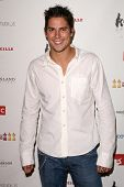 Sean Faris  at a Private Premiere Party for TLC's 'Who Are You Wearing'. Stork, Hollywood, CA. 08-22