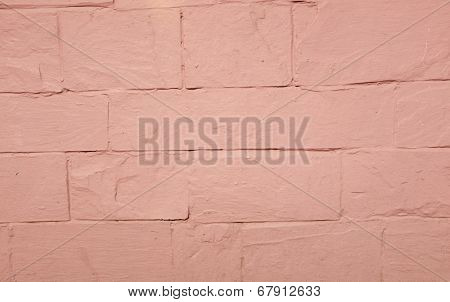 Pink Background.