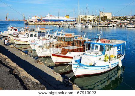 Heraklion, Greece
