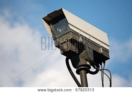 Closed-circuit Television (cctv)