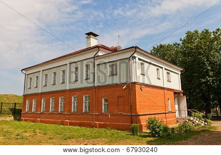 Gentry Assembly Building (1888). Dmitrov, Russia
