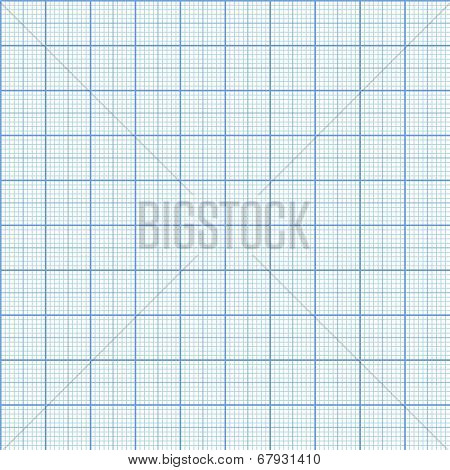 Vector millimeter paper a3 size