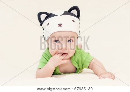 Baby In The Hat Skunk