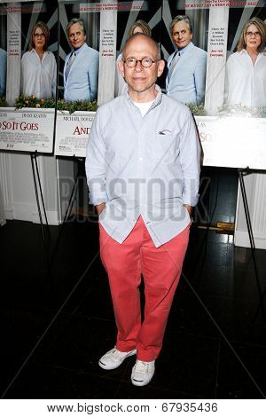EAST HAMPTON, NEW YORK-JULY 6: Actor Bob Balaban attends the premiere of