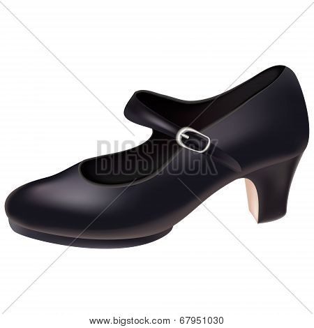 Shoes For Folk Dances