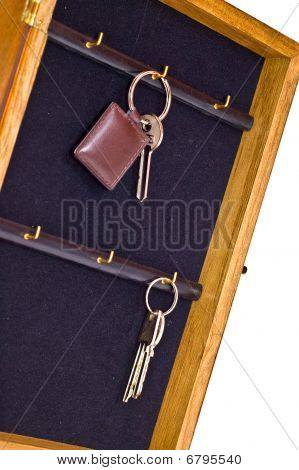 Keys In Box
