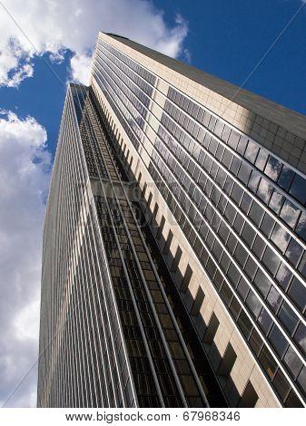 Skyscraper Of Frankfurt