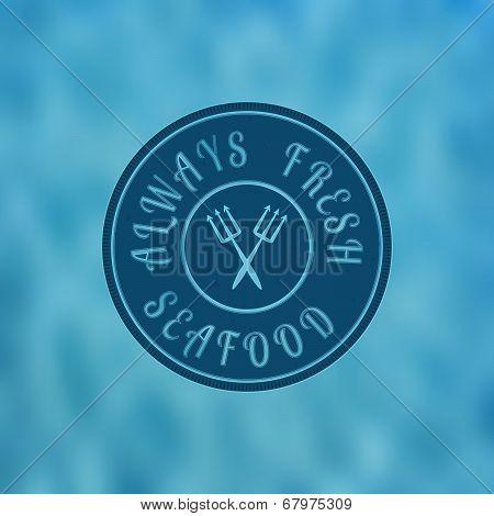 Seafood Design Label