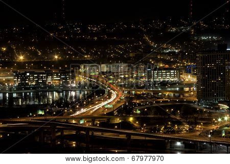 Pittsburgh Nighscape