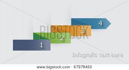 Infographics Arrows