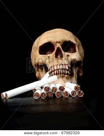 Cigarettes and Death