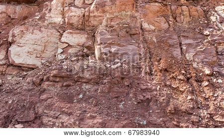 Soil and rock structure