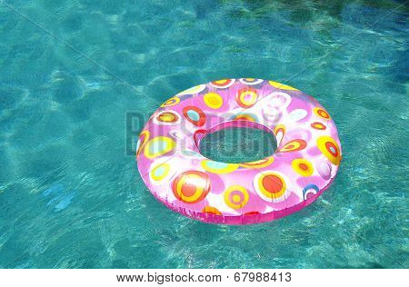 Plastic Pool Toy