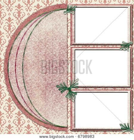 Victorian - 5 - Scrapbook Quickpage