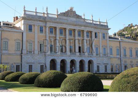 Italy, Como: Villa Olmo