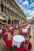 stock photo of piazza  - VENICE - JPG