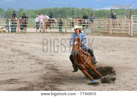 Richest Indian Rodeo