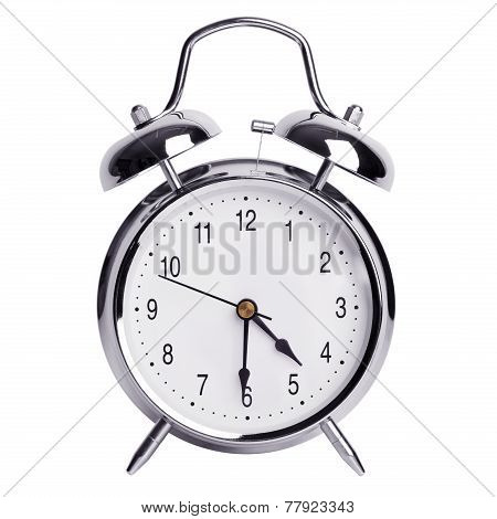 Half Of The Fifth On An Alarm Clock