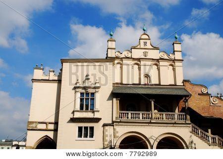 Sukiennice - Krakow. Poland