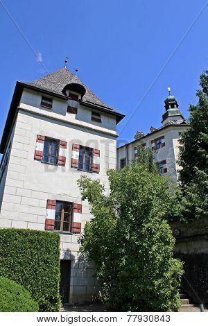 Ambras Castle - Innsbruck - tower