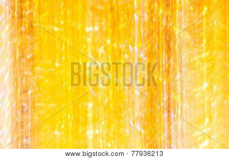 Abstract Striped Yellow Festive Background