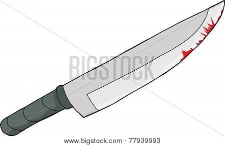 Bloody Dagger