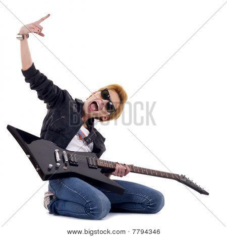 Punk Rockstar