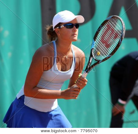 Arina Rodionova (rus) At Roland Garros 2010