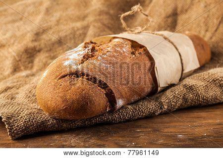 Fresh Long Loaf Black