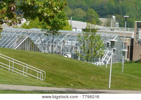 Glass Greenhouses